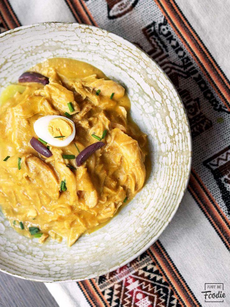 comida peruana madrid ceviche aji