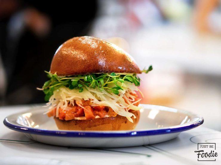 BATCH MADRID sandwich atun