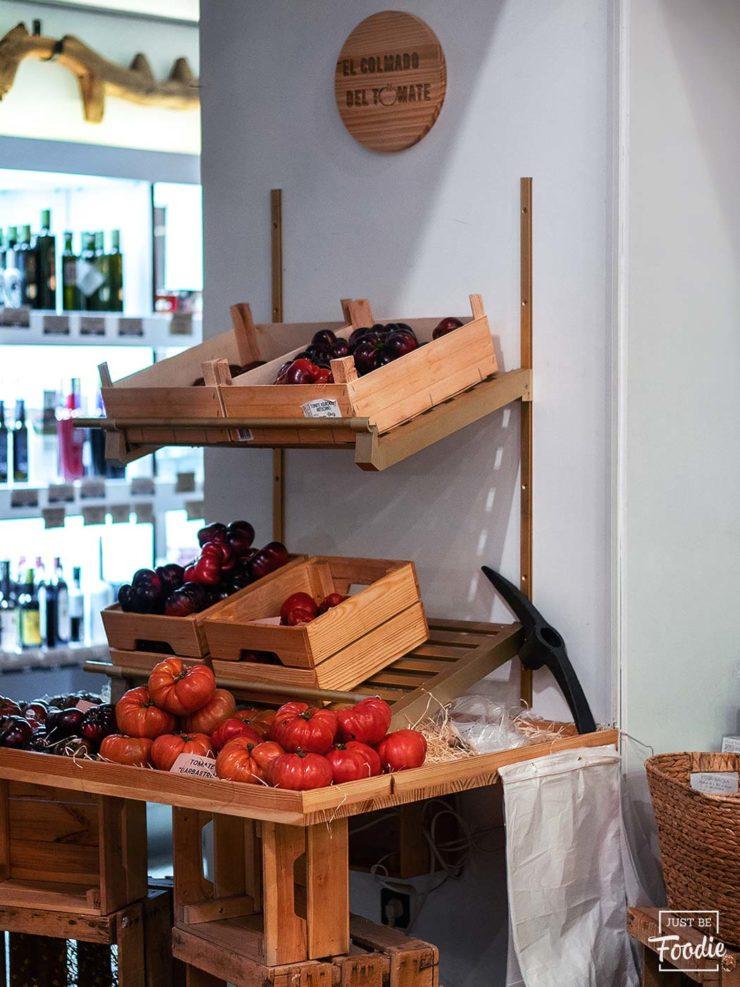 DORIGEN producto artesanal tomates