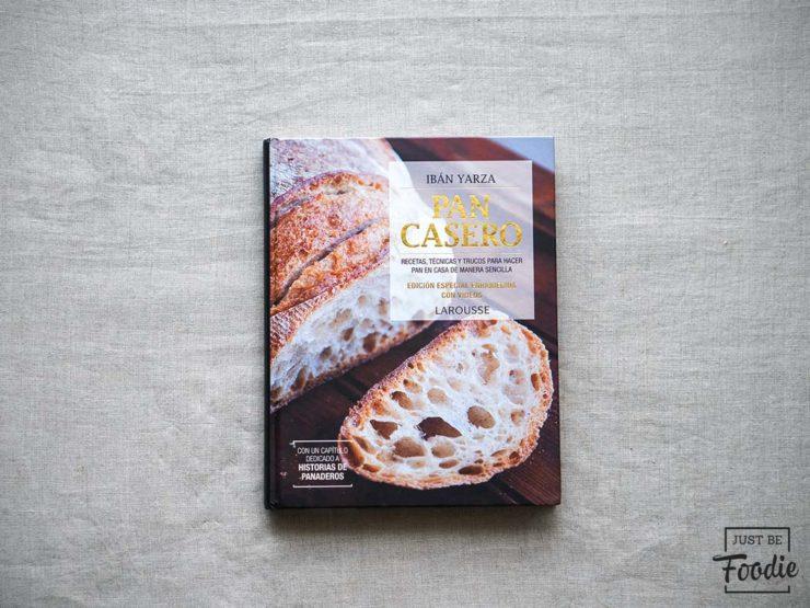 libros cocina pan casero