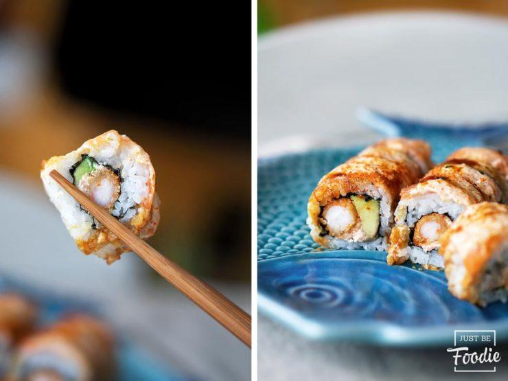IKIRU-maki-spicy-salmon