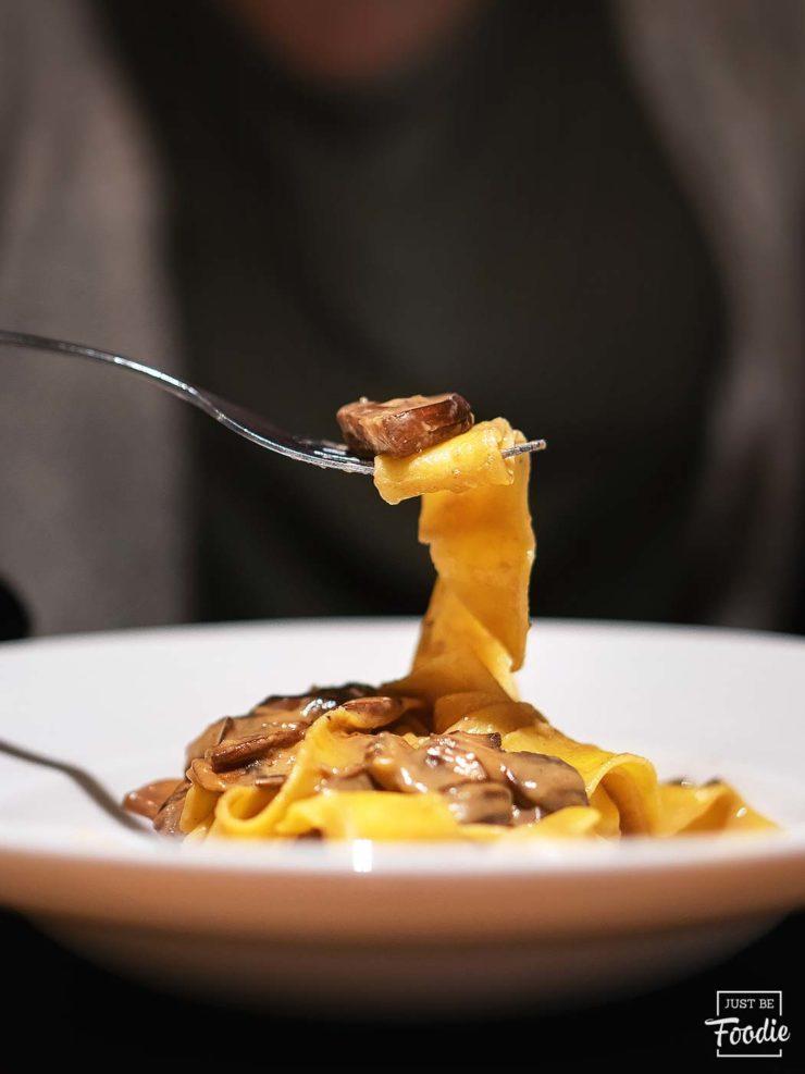 IMPASTA pasta pappardelle madrid