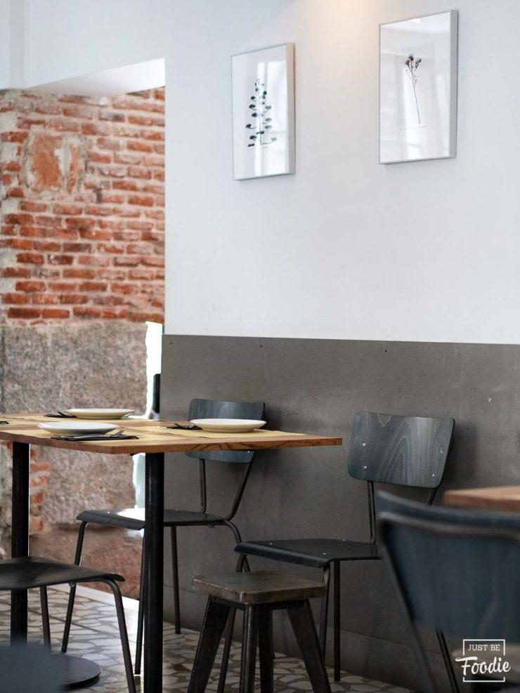 LA LORENZA restaurante madrid