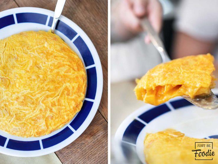 LA LORENZA tortilla melosa