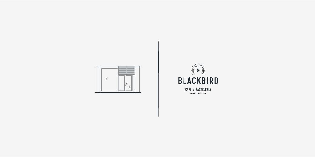 blackbird cafe valencia pasteleria