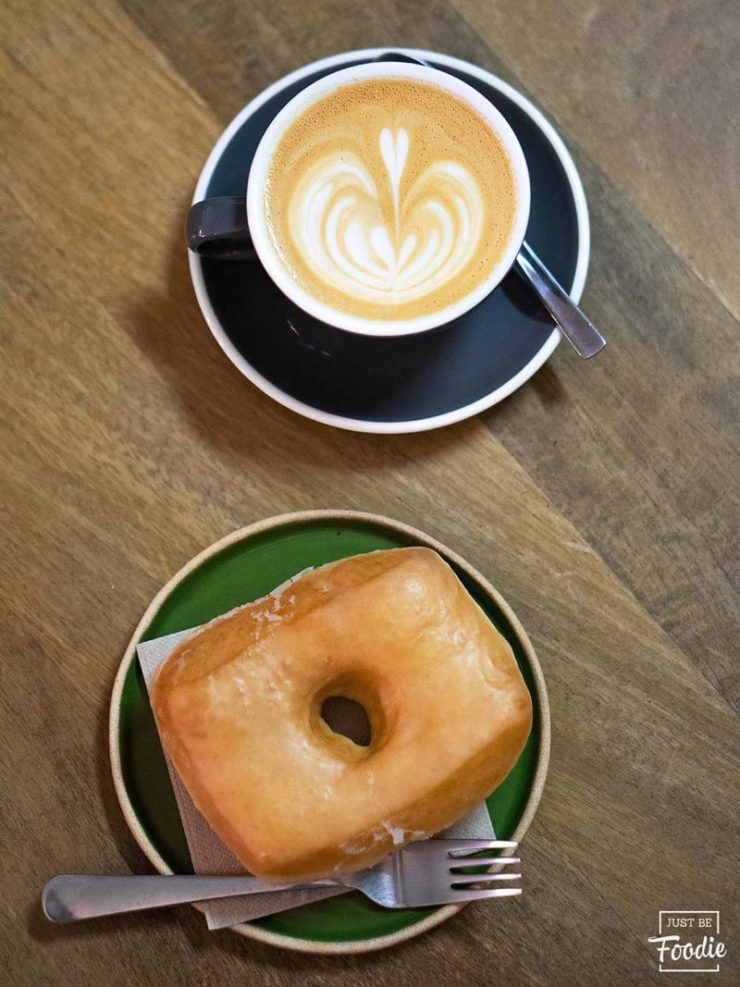 blackbird latte flat white
