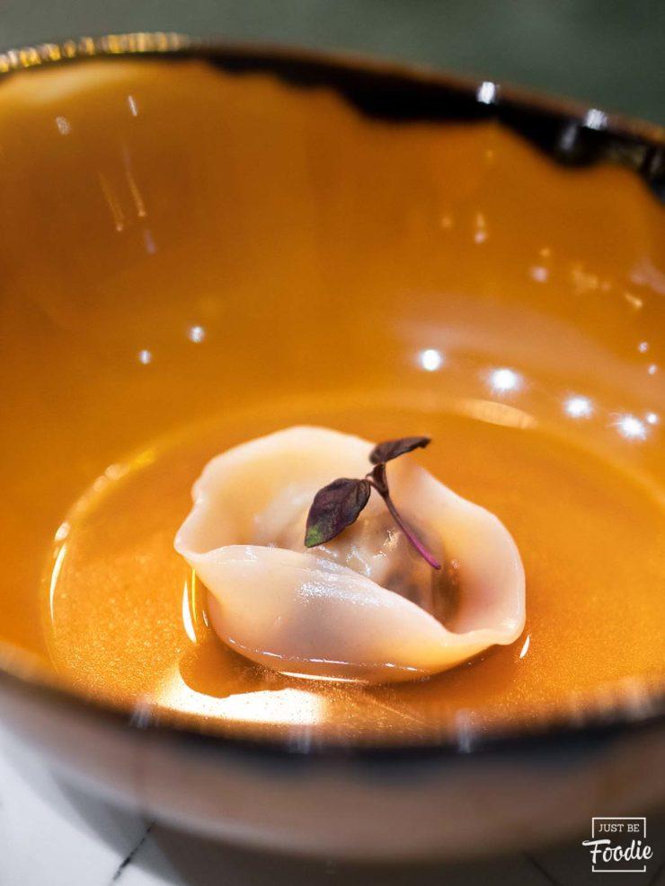 mano de santa dumpling madrid