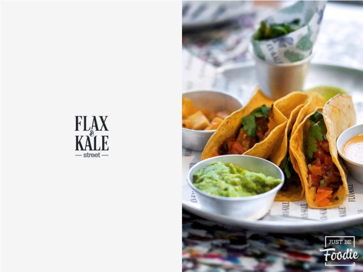 restaurantes saludables FLAX KALE
