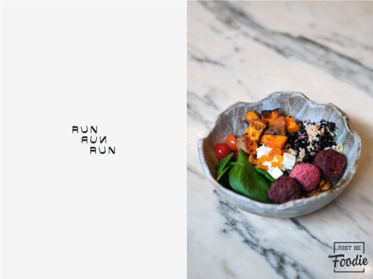 restaurantes saludables RUN RUN RUN