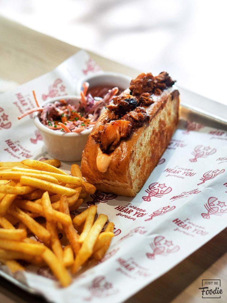 the lobstar smoked roll madrid